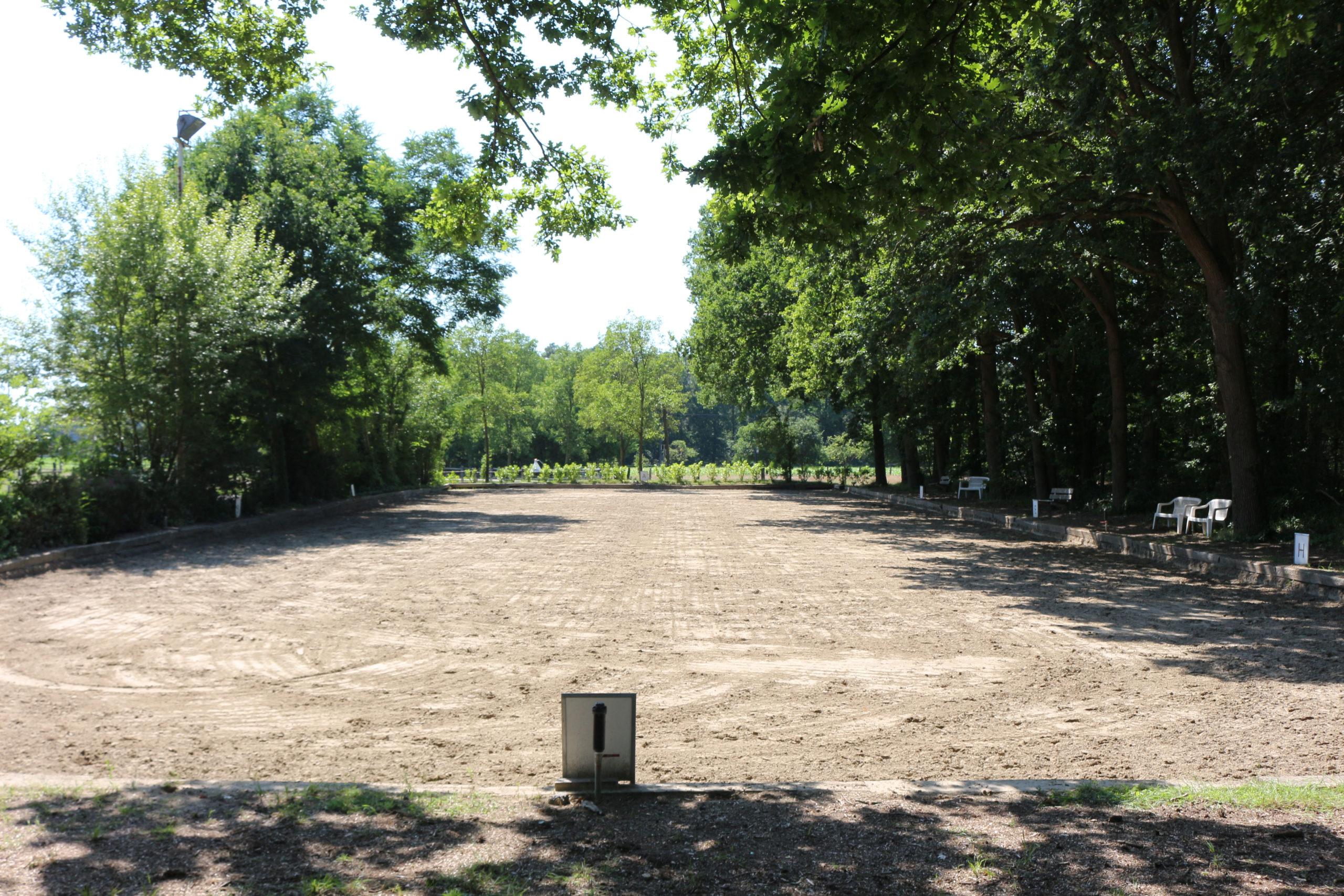 Dressurplatz 20 x 60 m