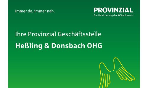 Provinzial Heßling & Donsbach OHG